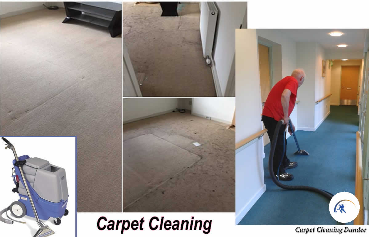 Dundee carpet cleaning service